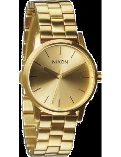 Chic Time | Montre Femme Nixon The Small Kensington A361-502 Bracelet en acier doré  | Prix : 245,00€
