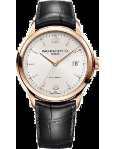 Chic Time   Montre Homme Baume & Mercier Clifton 10058 Boîtier en or rose    Prix : 3,162.50