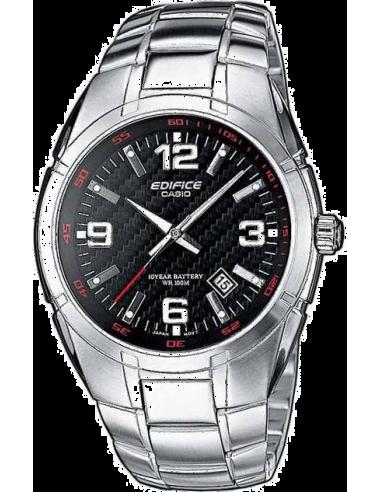 Chic Time | Montre Homme Casio EF-125D-1AVEF Argent  | Prix : 60,99€
