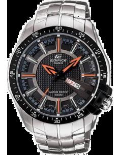 Chic Time | Montre Homme Casio EF-130D-1A5VEF Argent  | Prix : 92,99€