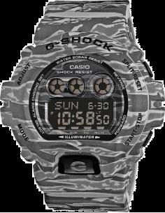 Chic Time | Montre Homme Casio G-Shock GD-X6900CM-8ER Bracelet gris militaire  | Prix : 149,00€