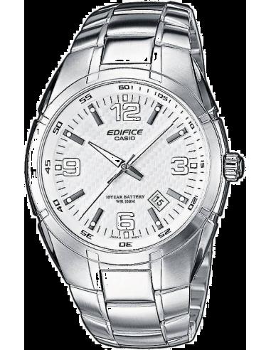 Chic Time | Montre Homme Casio EF-125D-7AVEF Argent  | Prix : 63,00€