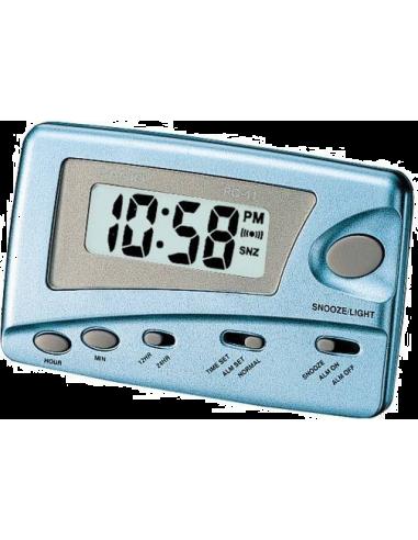 Chic Time   Réveil Casio PQ-11D-2RDF    Prix : 23,90€
