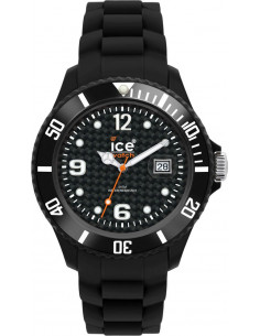 Chic Time | Montre Ice-Watch Big Sili Forever SI.BK.B.S.09 Noire  | Prix : 89,90€