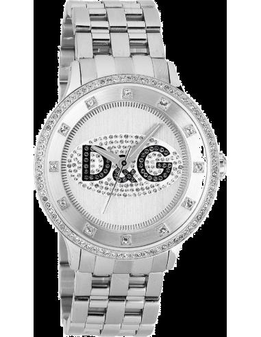 Chic Time | Montre Dolce & Gabbana Prime Time DW0131 Argent  | Prix : 379,00€