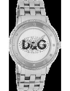 Chic Time | Montre Femme Dolce & Gabbana DW0145 Argent  | Prix : 67,25€