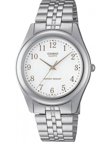 Chic Time | Montre Homme Casio Collection MTP-1129A-7BEF Argent  | Prix : 27,00 €