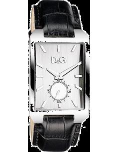 Chic Time | Montre Homme Dolce & Gabbana DW0773 Boîtier en acier rectangulaire  | Prix : 44,75€