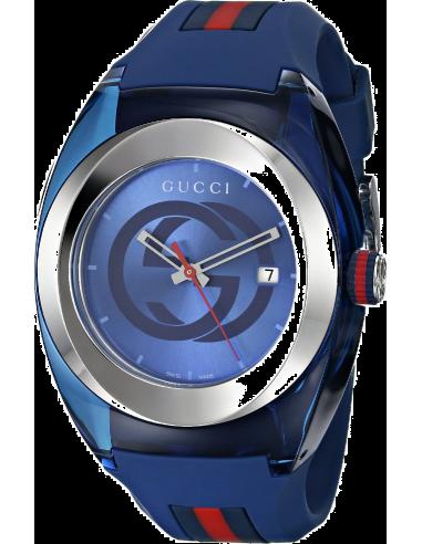 YA137104 En Stock ! Montre Homme Gucci Sync XL YA137104 Bracelet e... 62ad9ad4c25