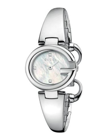 ... Chic Time   Montre Femme Gucci Guccissima YA134504 Cadran nacré   Prix    512,00 ... 3419ff4c027