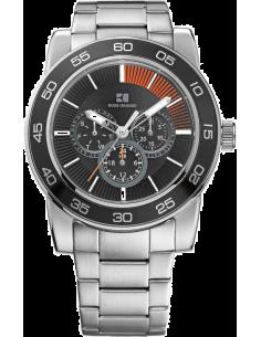 Chic Time   Montre Homme Boss Orange 1512861 Bracelet en acier argenté    Prix : 211,65€