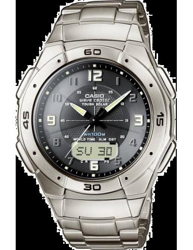 Chic Time | Montre Homme Casio WVA-470TDE-1AVEF Argent  | Prix : 199,00€