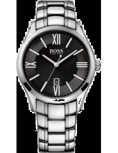 Chic Time | Montre Homme Hugo Boss Ambassador 1513025 Bracelet en acier inoxydable  | Prix : 322,15€