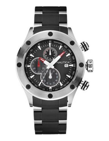 Chic Time   Montre Nautica NCT-200 Chronograph N27509G    Prix : 349,90€