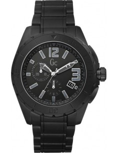 Chic Time | Montre Homme Gc Sport Class XXL X76011G2S Noire  | Prix : 840,00€