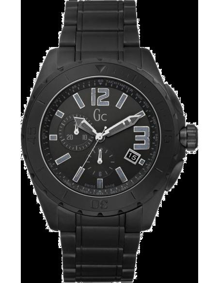 Chic Time | Montre Homme Gc Sport Class XXL X76011G2S Céramique Noire  | Prix : 672,00€