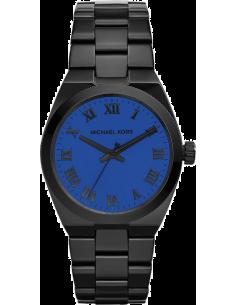 Chic Time   Montre Femme Michael Kors Channing MK5993 Bracelet noir en acier inoxydable    Prix : 194,65€