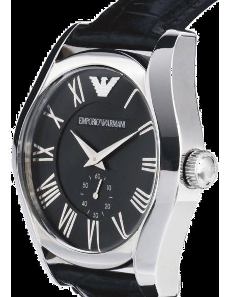 Chic Time   Montre Homme Emporio Armani AR0643 Noir    Prix : 219,00€