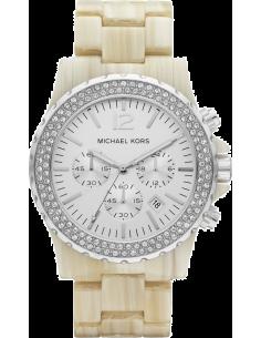 Chic Time | Montre Femme Michael Kors Madison MK5598 Bracelet couleur crème acétate  | Prix : 339,15€