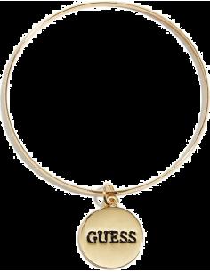 Chic Time | Bracelet Guess doré logo  | Prix : 69,00€