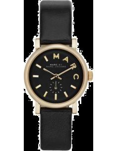 Chic Time | Montre Femme Marc Jacobs Baker MBM1273 Noir  | Prix : 179,10€