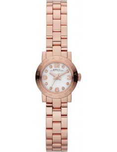 Chic Time   Montre Femme Marc Jacobs Amy MBM3227 Or Rose    Prix : 200,00€
