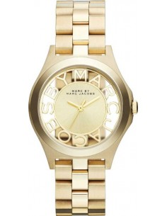 Chic Time | Montre Femme Marc Jacobs Henry MBM3292 Or  | Prix : 259,00 €