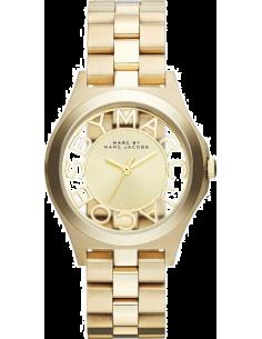 Chic Time | Montre Femme Marc Jacobs Henry MBM3292 Or  | Prix : 259,00€
