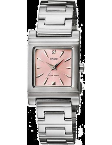 Chic Time | Montre femme Casio LTP-1237D-4A2DF  | Prix : 31,10€