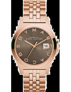 Chic Time | Montre Femme Marc by Marc Jacobs Henry MBM3350 Bracelet rose en acier inoxydable  | Prix : 155,40€