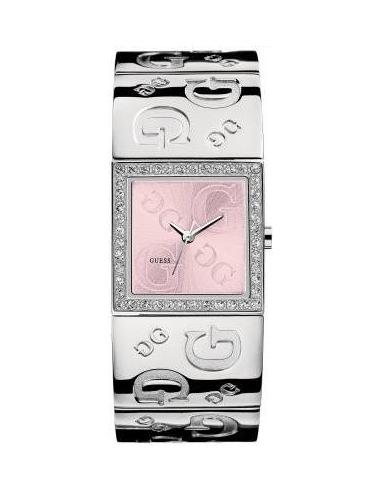 Chic Time | Montre Guess Femme G-Mix Acier Rose 70607L3  | Prix : 139,90€