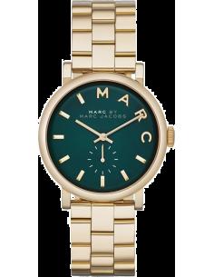 Chic Time | Montre Femme Marc by Marc Jacobs Baker MBM3245 Bracelet Doré En Acier Inoxydable  | Prix : 175,20€