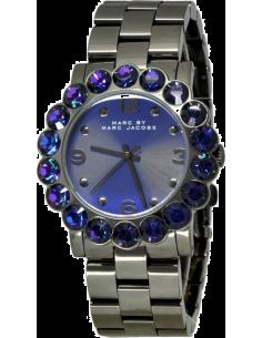 Chic Time | Montre Femme Marc by Marc Jacobs Henry MBM3224 Bracelet Noir En Acier Inoxydable  | Prix : 199,20€