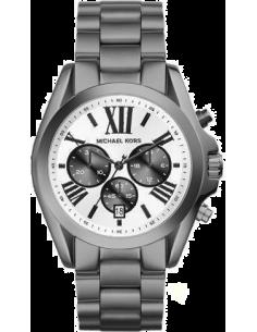 Chic Time | Montre Homme Michael Kors Layton MK5952 Nuance anthracite et compteurs noirs  | Prix : 250,00€