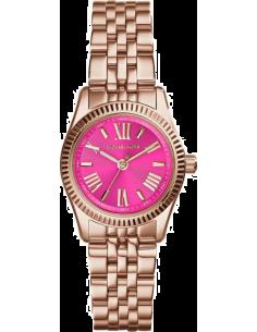 Chic Time | Montre Femme Michael Kors Lexington MK3285 Cadran rose bonbon   | Prix : 203,15€
