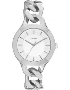 Chic Time | Montre Femme DKNY NY2216 Argent  | Prix : 139,00 €