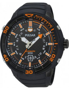 Chic Time | Montre Homme Pulsar PU4053X1 Noir  | Prix : 132,30€