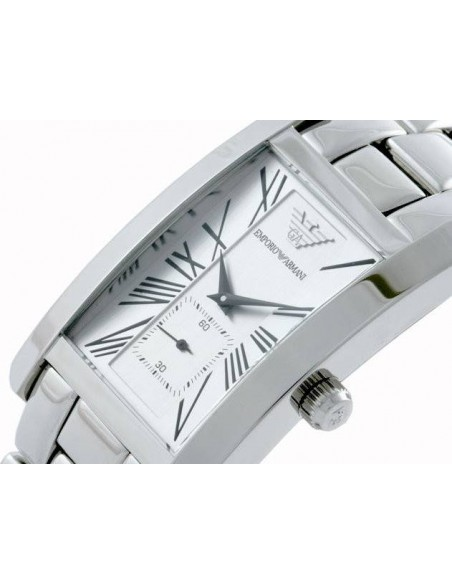 Chic Time   Montre Homme Emporio Armani Homme AR0145 Bracelet Acier    Prix : 181,30€