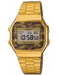 Chic Time | Montre Mixte Casio Vintage A168WEGC-5EF Or  | Prix : 65,00 €