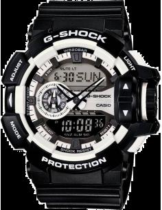 Chic Time | Montre Homme Casio G-Shock GA-400-1AER Noir  | Prix : 159,00€