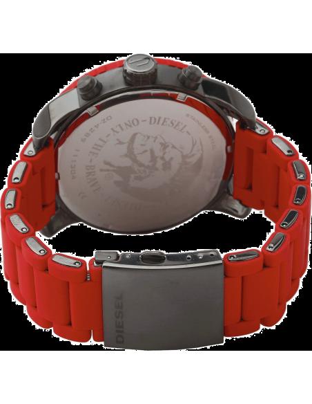 Chic Time | Montre Homme Diesel Franchise DZ4289 Rouge  | Prix : 229,99€