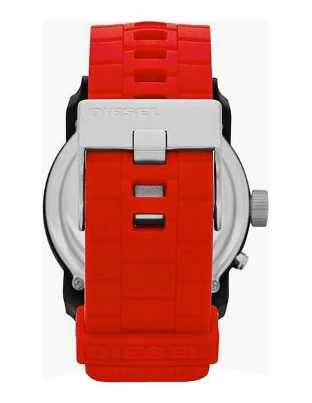Chic Time   Montre Homme Diesel Franchise 44 DZ1607 Radar Rouge    Prix : 109,00€