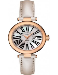 Chic Time | Montre Femme Tissot Glamorous T9173077611300 Beige  | Prix : 3,116.00