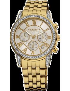 Chic Time | Akribos XXIV AK587YG women's watch  | Buy at best price