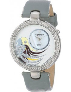 Chic Time | Akribos XXIV AK602GY women's watch  | Buy at best price