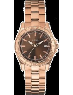 e9b544412b96 Chic Time   Montre Femme Guess W0469L1 Or Rose   Prix   219,00 €