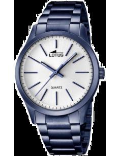 Chic Time | Montre Homme Lotus Smart Casual L18163/1 Cadran analogique à index bleus  | Prix : 129,00€
