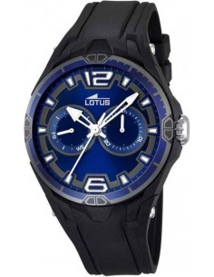 Chic Time | Montre Homme Lotus Sport L18184/1 Noir  | Prix : 99,90€