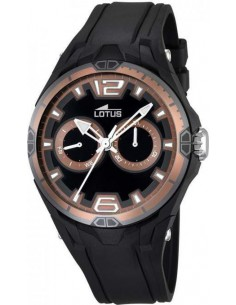 Chic Time | Montre Homme Lotus Sport L18184/4 Noir  | Prix : 109,00€
