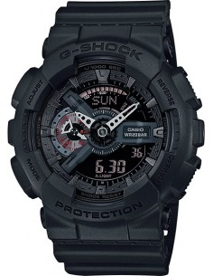 Chic Time | Montre Homme Casio G-Shock GA-110MB-1AER Noir  | Prix : 103,20€